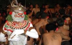 Hanoman Figure image, Kecak Dance, Balinese Show