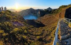 Kelimutu Lake View,Flores Adventure,Kelimutu Lake Tour 2 Days 1 Night