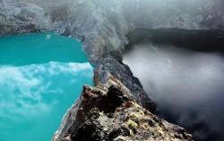 Kelimutu Lake,Komodo Adventure,Flores and Komodo Adventure Tour 8D/7N