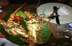 The King Crab Cafe,Bali Restaurants,King Crab Dena's Cafe
