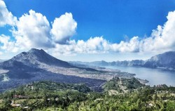 Kintamani Volcano View image, Bali Overnight Package 5 Days and 4 Nights, Bali Overnight Pack