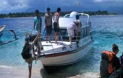 Kuda Hitam Express, Gili Islands Transfer, Kuda Hitam Boat 1