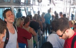 Kuda Hitam Passenger,Gili Islands Transfer,Kuda Hitam Express