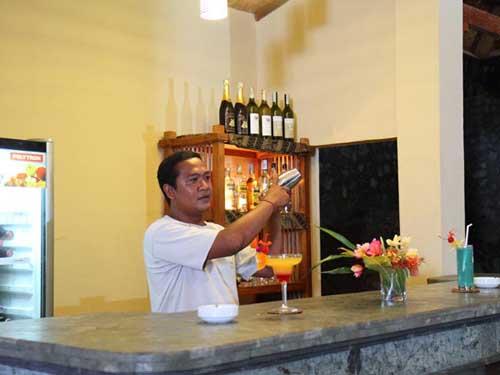 Bar - Lembongan Cliff Villas - Lembongan Island