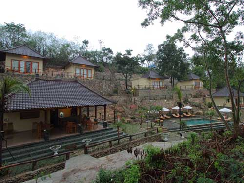 Villa View - Lembongan Cliff Villas - Lembongan Island