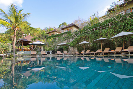 Pool Sea View - Lembongan Cliff Villas - Lembongan Island