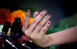 Manicure,Bali Spa Treatment,Kupu Kupu Mas Spa