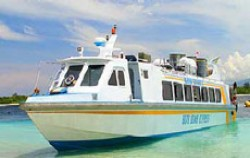 The New Boat image, Marina Srikandi Bali, Gili Islands Transfer