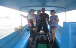 Glass Bottom View image, Bali Marine Sports Tanjung Benoa, Benoa Marine Sport