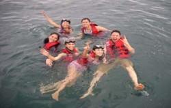 Bali Marine Sports Tanjung Benoa, Benoa Marine Sport, Snorkeling