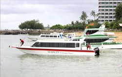 Marlin Cruiser,Lembongan Fast boats,Marlin Lembongan Cruiser