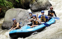 One Day Tour with Water Rafting , Bali Tour Packages, Mega Rafting