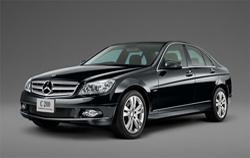 Mercedes Benz C 200,Bali Car Charter,Bali Limousine Service