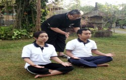 Meditation,Bali Spiritual Tours,Love and Light Meditation Package