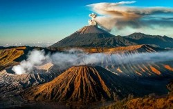 Mount Bromo View image, Ijen Crater Tour 4 Days 3 Nights, Ijen Crater Tour
