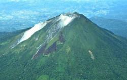 Mount Sibayak,Sumatra Adventure,Exotic Nature Sumatra Tour 14 Days