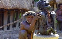 Old Smoked Mummy image, Baliem Valley Trekking 6 Days 5 Nights, Papua Adventure