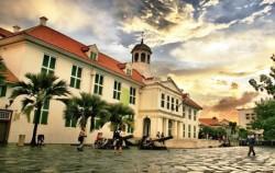 Old Town Batavia,Jakarta Tour,Jakarta Discovery Tour