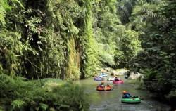 River Tubing by BiO, Bali River Tubing, Penet River Tubing