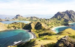 Padar Island,Komodo Adventure,Komodo Island Liveboard 7 Days 6 Nights