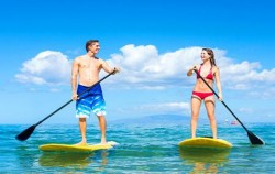 Paddle Board,Serangan Watersports,Marine Activities in Serangan
