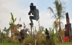 Wake Bali Paint Ball, Bali Paint Ball, Have Fun The Game