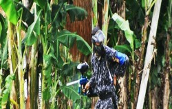 Game over,Bali Paint Ball,Pertiwi Paint Ball