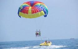 Parasailling,Benoa Marine Sport,Batara Water Sport Tanjung Benoa