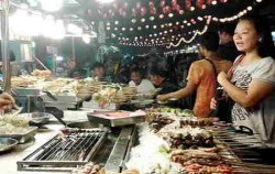 Pecenongan Culinary at Night