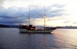 Pelicia Phinisi,Komodo Boats Charter,Phinisi Felicia