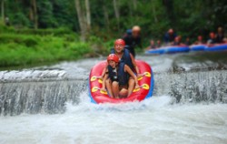 Lazy River image, Bali River Tubing, Adventure