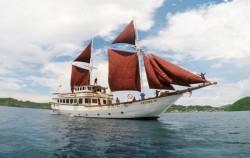 Phinisi Cajoma IV, Komodo Boats Charter, Phinisi Cajoma IV