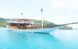 Phinisi Sea Villa image, Phinisi Sea Villa, Komodo Boats Charter