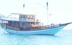 Sea Villa Cruise image, Phinisi Sea Villa, Komodo Boats Charter
