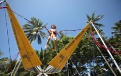 Euro Jump image, Waterbom Park Bali, Waterbom Park