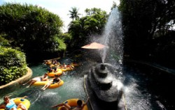 Waterbom Park Bali, Tropical Park Water