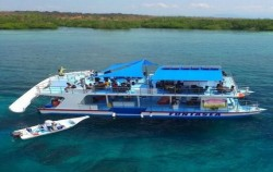 Pontoon,Nusa Penida Packages,Bali Funtasea