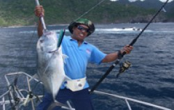 Bali Fishing Activities by Ena, Bali Fishing, casting popping