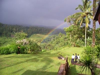 Rainbow, Mahagiri Resort, Karangasem