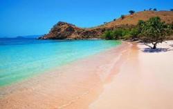 Red Beach,Komodo Adventure,Wae Rebo and Komodo Tours 5 Days 4 Nights