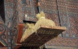 Rice Barn on Tongkonan House,Toraja Adventure,TORAJA CULTURE AND NATURE TOUR  5 Days / 4 Nights