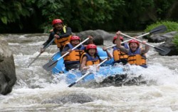 On the river,Bali Rafting,Mega Rafting Adventure