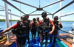 Scuba Dive,Lembongan Package,Bali Underwater Scooter