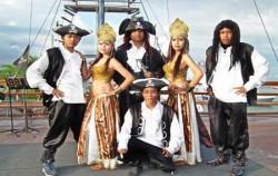 Pirate Dinner Cruises,Bali Cruise,Pirate Dinner Cruise by Sea Safari Cruises