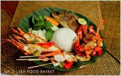 Seafood Basket image, Ulam Restaurant, Bali Restaurants