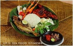 Seafood Istimewa,Bali Restaurants,Ulam Restaurant