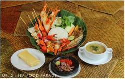 Seafood Parade image, Ulam Restaurant, Bali Restaurants