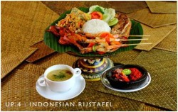 Indonesian Rijstafel,Bali Restaurants,Ulam Restaurant