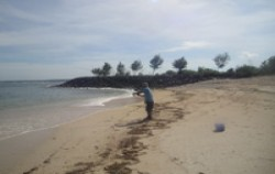 Special Shore Fishing by Ena, Bali Fishing, Fishing Site