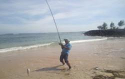 Shore Fishing,Bali Fishing,Special Shore Fishing by Ena